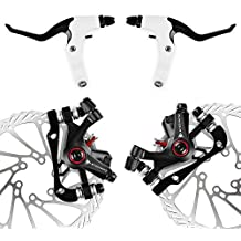 AFTERPARTZ NV-5 G3/ HS1 Bike Disc Brake Kit Front and...