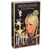 Angel Chimes brass plated Pyramid
