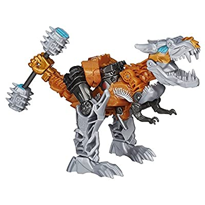 Transformers Age of Extinction Grimlock Power Attacker: Toys & Games