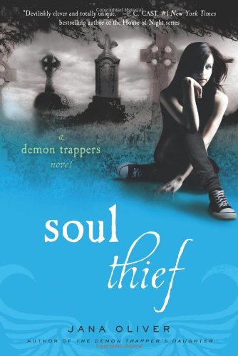 Book cover for Soul Thief