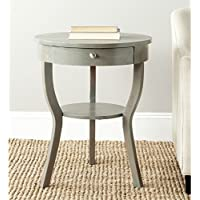 Safavieh American Homes Collection Kendra French Grey End Table