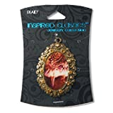 Plaid Inspired Classic Jewelry, 14682 Degas Young Dancers Pendant