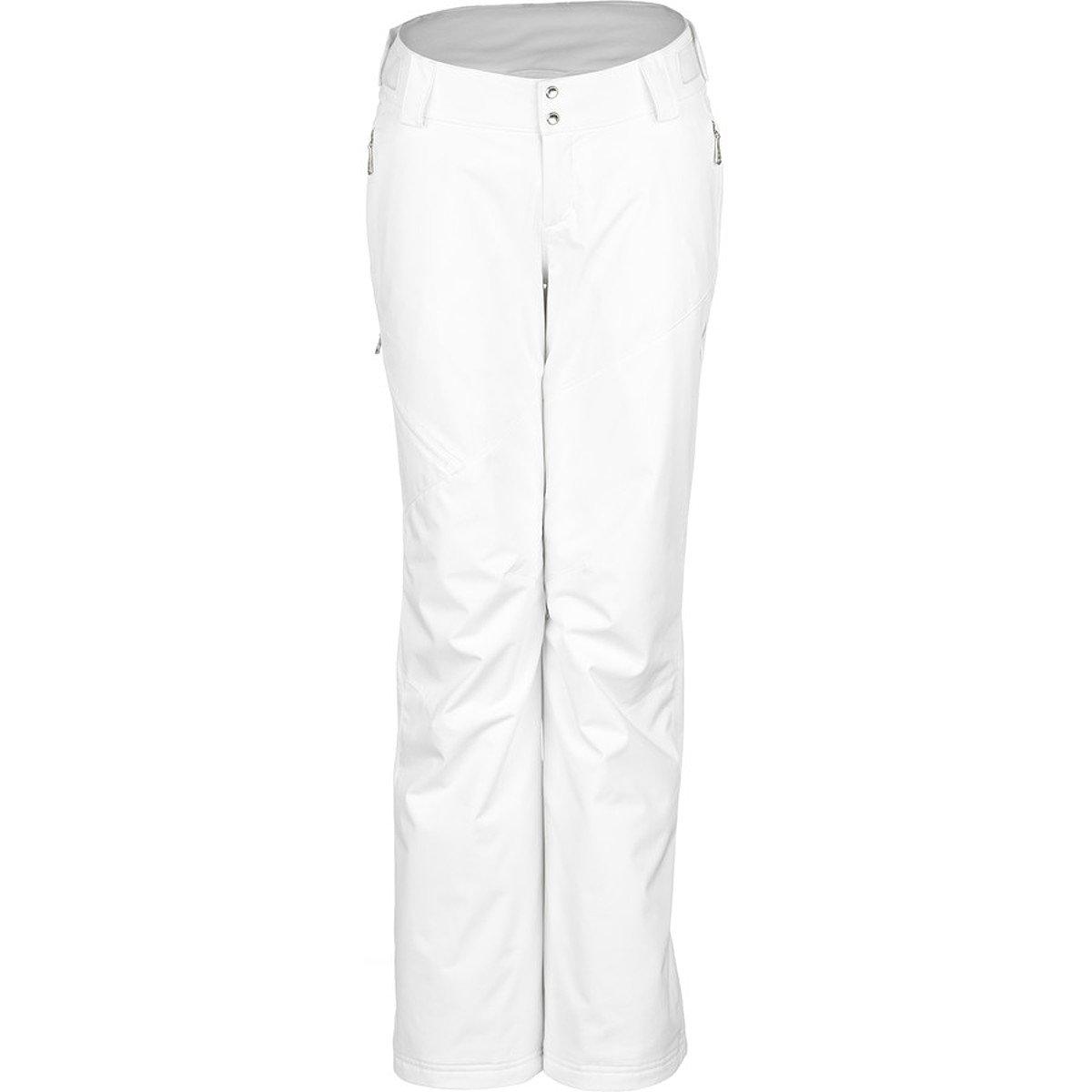 White 16Small Spyder Traveler Pant