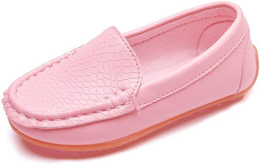 Zapatos para bebé Riou Zapatos de Frijoles con Guisantes Cuero Antideslizante para Niños y Niñas Zapatos Casuales Zapatilla de Deporte Calzado
