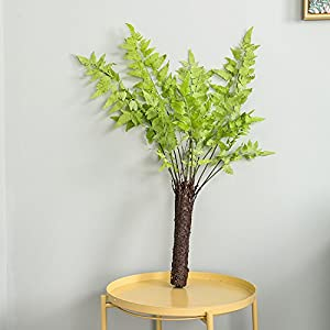 FYYDNZA Plant Wall Hanging Emulation Plant Wall Green Plant Wall Hanging Outdoor Artificial Flower Artificial Flower Wedding Home Decoration 79