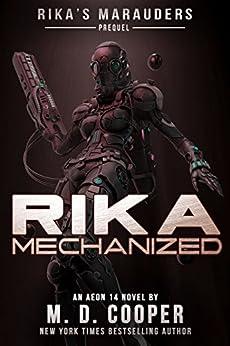 Amazon.com: Rika Mechanized: A Rika Prequel (Rika's