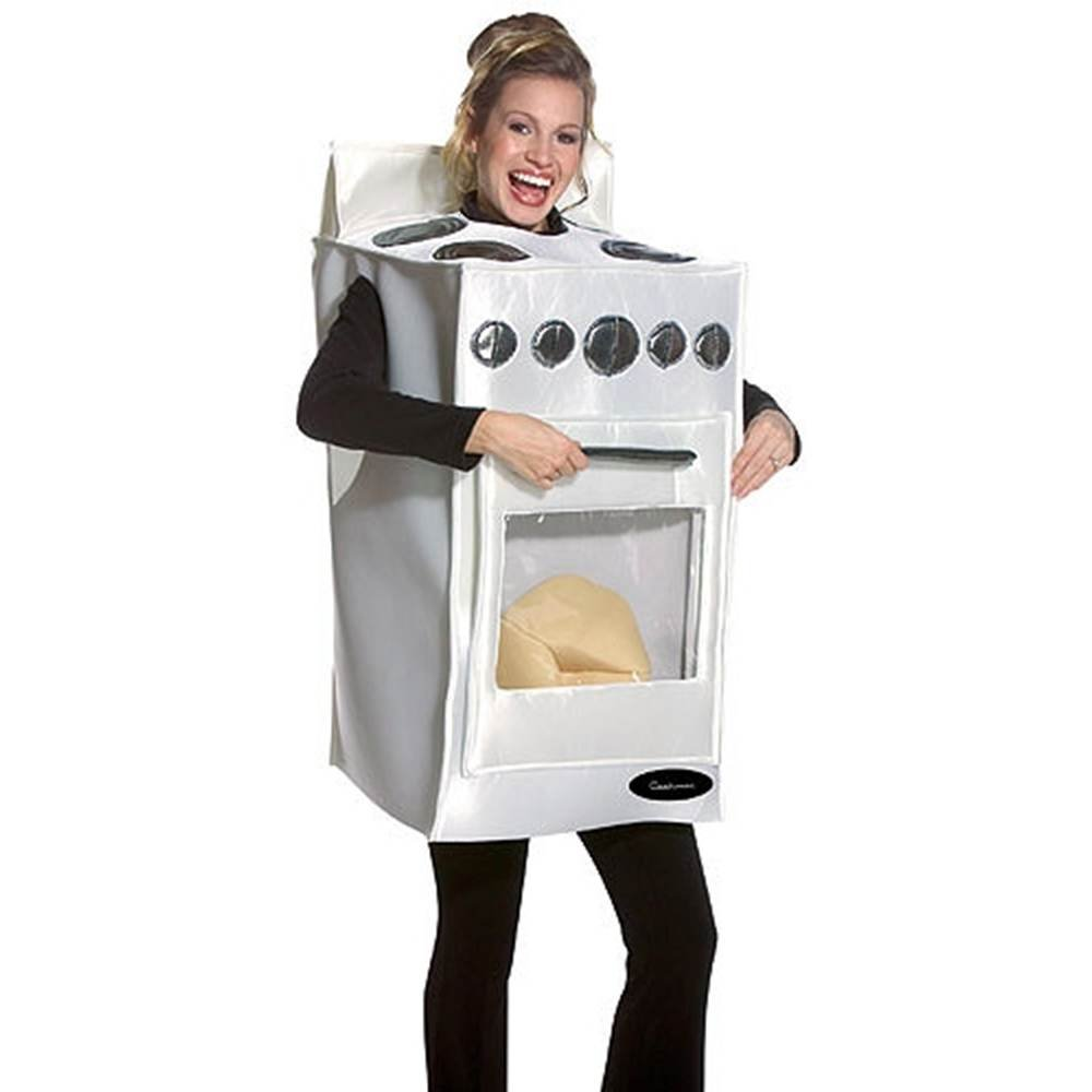 Rasta Imposta Fun Bun in the Oven Costume
