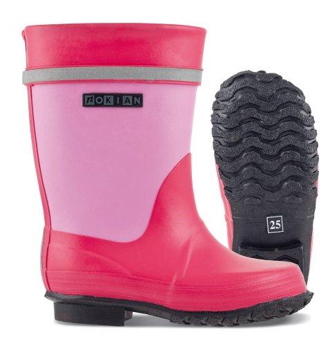 Nokian Footwear - Gummistiefel -Vikla- (Kids) [407] Pink, Fuchsia
