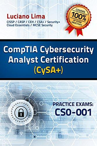 [EBOOK] CompTIA Cybersecurity Analyst (CySA+) Certification Practice Exams - CS0-001<br />E.P.U.B
