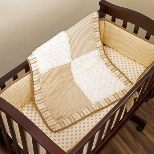 Snickerdoodle 3 Piece Baby Cradle Bedding Set by Cocalo, Baby & Kids Zone