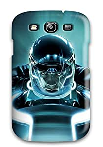 Premium Tpu 2010 Tron Legacy Movie Cover Skin For Galaxy S3