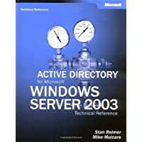Active Directory for Microsoft Windows Server 2003  Technical Reference (Pro-Technical References)