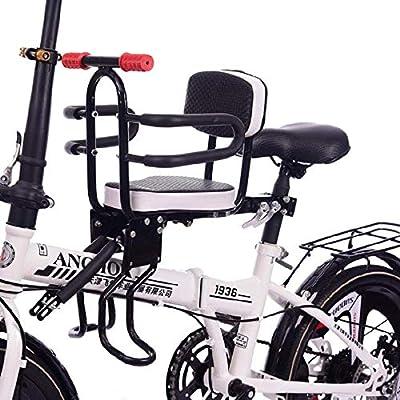 wangt Asiento De Bicicleta para Niños Asiento De Bebé para ...
