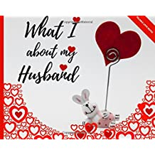 What I love about my Husband Deep Purple: Valentines Gift, Love Gift, Gift for lovers, Wedding Gift, Anniversary Gift, Personalized gifts
