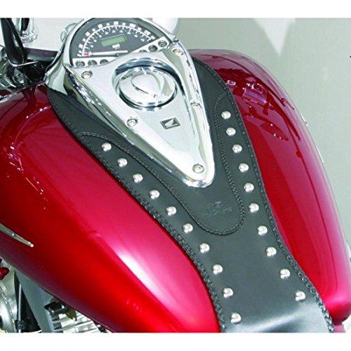 04-09 HONDA VTX1300C: MUSTANG STUDDED TANK BIB - Honda Studded Bib