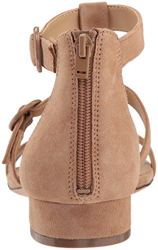 Flat Sandal Naturalizer Barley Mabel Women's v6gxwqp