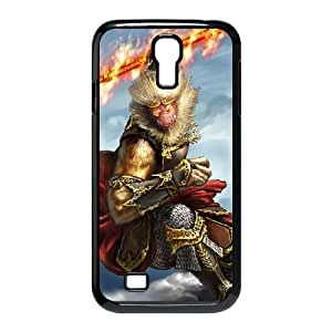 Samsung Galaxy S4 9500 Cell Phone Case Black Monkey king League of Legends 001 KYS1153184KSL