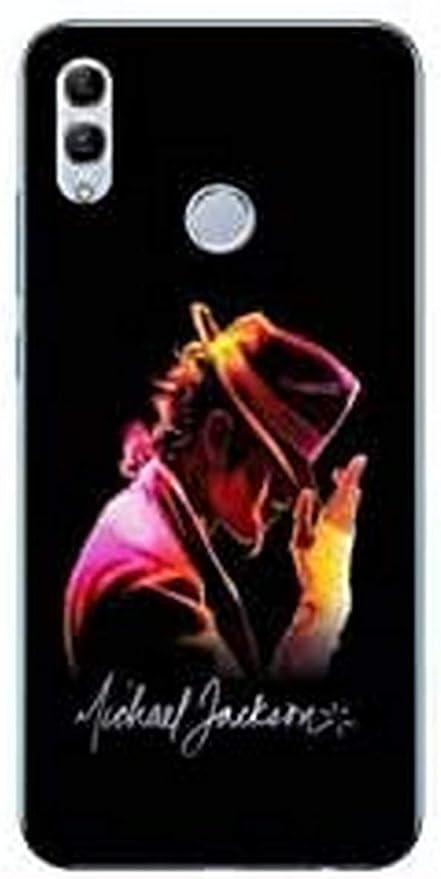 Coque pour Samsung Galaxy A20e Michael Jackson Noir: Amazon.fr ...