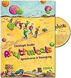 Rhythmicals: Sprechverse in Bewegung Buch incl. CD