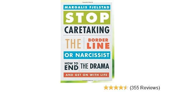 Amazon com: Stop Caretaking the Borderline or Narcissist