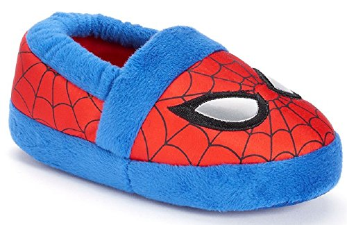 Marvel Avengers Spider-Man Kids A-Line Slippers