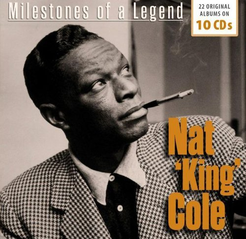 Nat King Cole - Milestones Of A Legend By Nat King Cole - Zortam Music