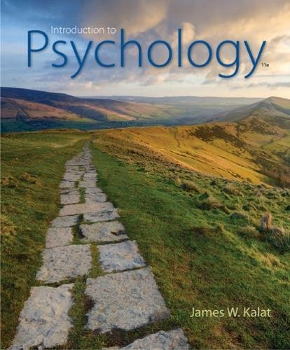 Introduction to Psychology cover