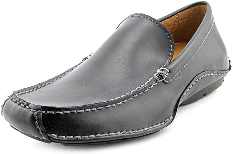 crisantemo Mojado Los Alpes  Steve Madden Novo Moc Loafers Shoes Mens New/Display: Amazon.co.uk: Shoes &  Bags