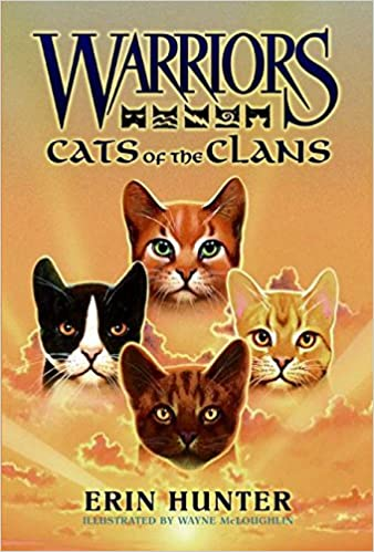 Warriors Cats Of The Clans Warriors Field Guide Erin Hunter