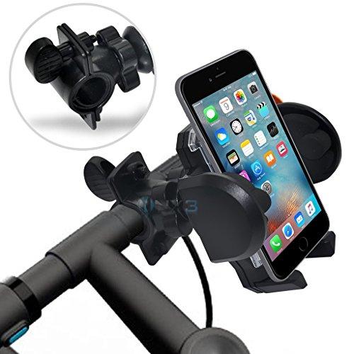 Price comparison product image (Bike Mount) Lenovo ZUK Z2 Pro Mobile Phone Smart Bike Handle Bar Mount Holder Cradle ONX3®