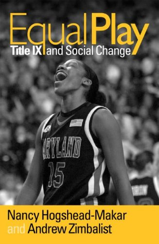 Equal Play: Title IX and Social - Uk Gay Co Sports