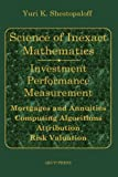 Science of Inexact Mathematics, Yuri K. Shestopaloff, 0980966701