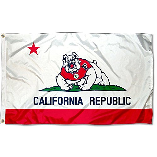 FSU Bulldogs California State College Flag