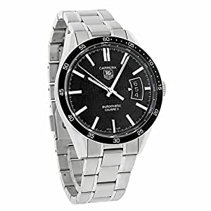 Tag Heuer Carrera automatic-self-wind mens Watch WV211M.BA0787 (Certified Pre-owned)