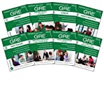 By Manhattan Prep Manhattan Prep GRE Set of 8 Strategy Guides, (4th Edition)