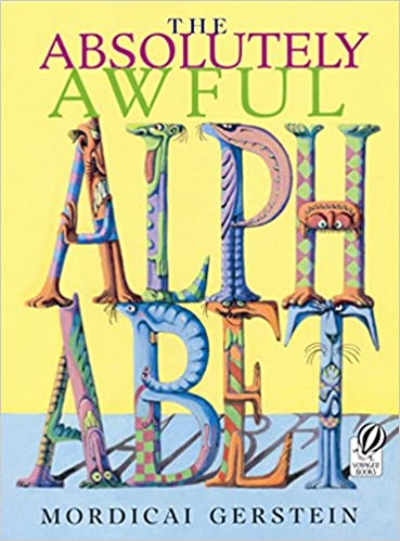 Amazon com: The Absolutely Awful Alphabet (9780152163433