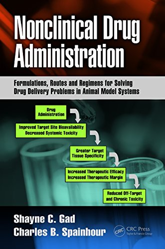 (Nonclinical Drug Administration: Formulations, Routes and Regimens for Solving Drug Delivery Problems in Animal Model Systems)