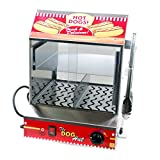 Paragon The Dog Hut Hotdog Sausage Steamer Non-US 220V 50Hz 8220