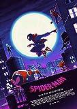 映画 スパイダーマン スパイダーバース ポスター 42x30cm アニメ 2018 Spider-Man: Into the Spider-Verse