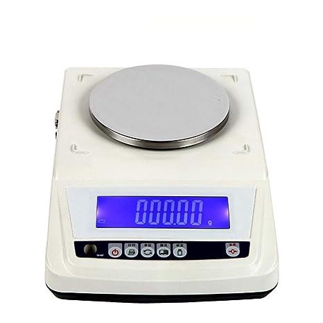 WCX Balanza de Precisión Báscula Digital Laboratorio Para ...