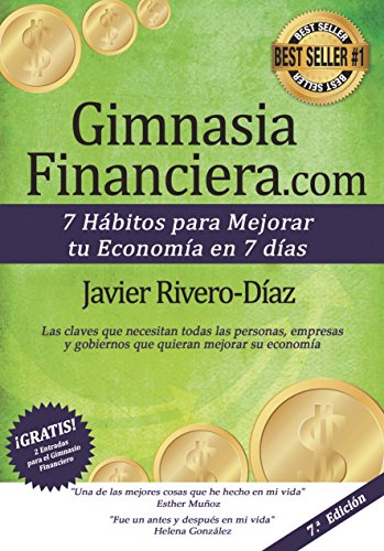 Descargar Libro Gimnasiafinanciera.com: 7 Hábitos Para Mejorar Tu Economía En 7 Días Gimnasia Financiera Javier Rivero-diaz
