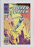 THE SILVER SURFER, #2, (Parable Part 2), January 1989