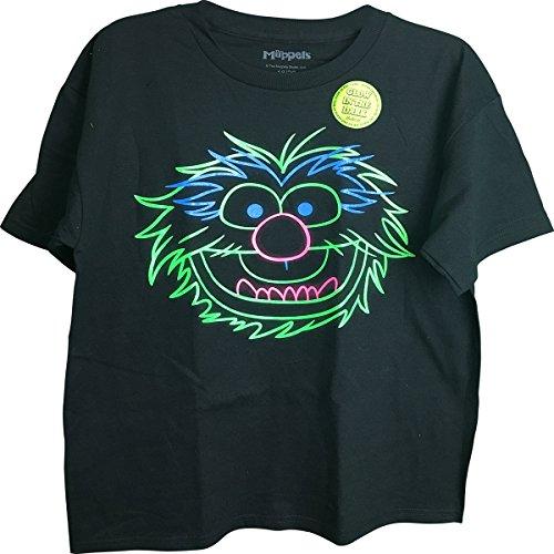 "Muppets Animal Neon ""Glow in the Dark"" Tee Shirt"