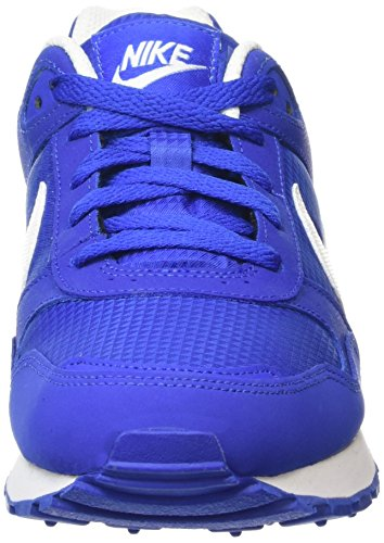 Blanco Runner Nike Game Niños Royal White BG Azul MD Running Royal de game Zapatillas FFA8qxr