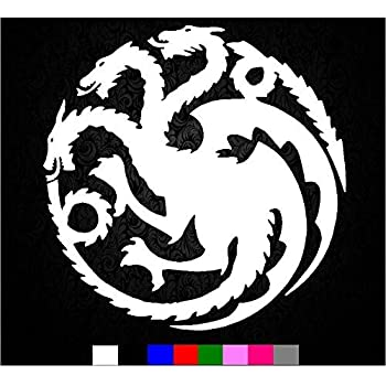 Amazon Com Game Of Thrones House Targaryen Khaleesi