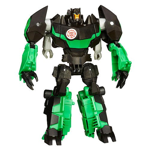 Hasbro B0070 TRAN - RID - Warriors Ast 8