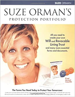 Printables Suze Orman Worksheets suze orman protection portfolio the forms you need today to protect your tomorrows 0656629002903 books amazon ca