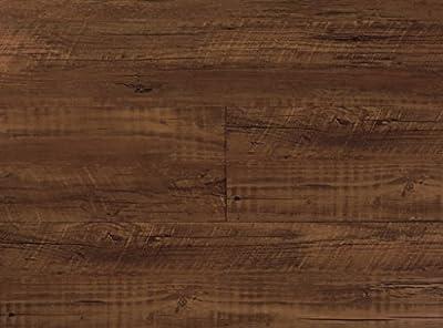 "COREtec Plus Kingswood Oak Engineered Vinyl Plank 8mm x 7"" 50LVP210 SAMPLE"