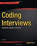 Coding Interviews, Harry He, 1430247614