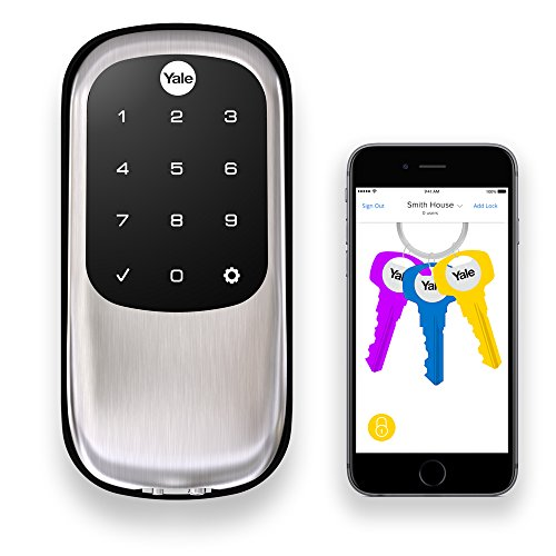Yale Assure Lock Bluetooth Touchscreen